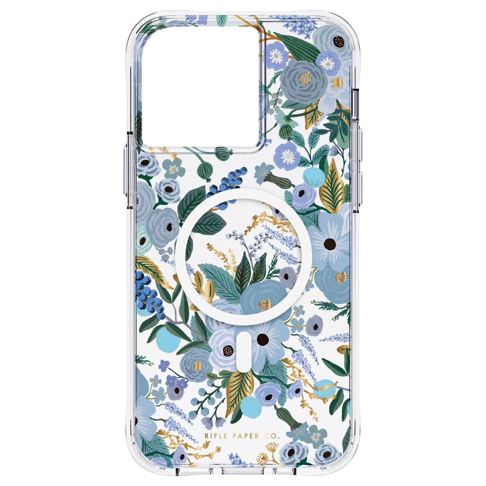 Garden Party Blue iPhone 13 case giveaway: This pretty floral design will brighten any day
