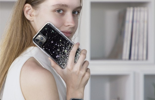 The SwitchEasy Starfield series is just one of seven iPhone 11 cases on sale for $8.99.