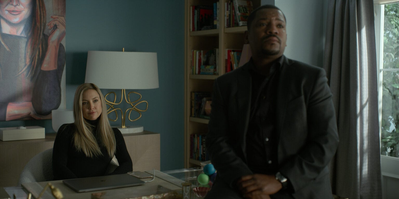 Truth Be Told review: Actor Mekhi Phifer steals another scene this week!