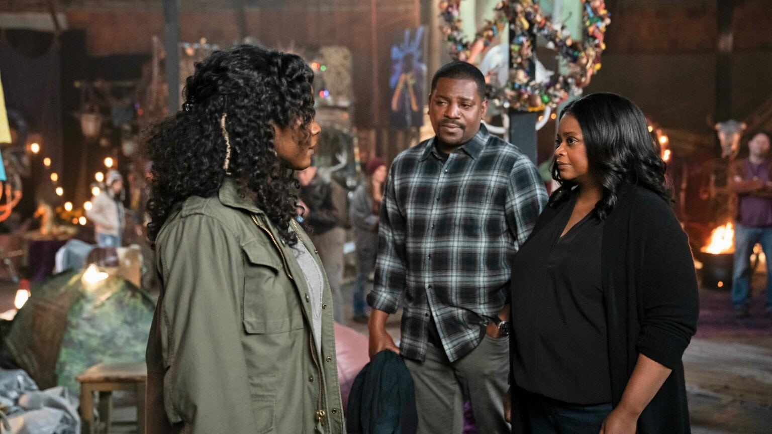 Truth Be Told review: Mekhi Phifer and Octavia Spencer get closer to the truth in this week's episode.