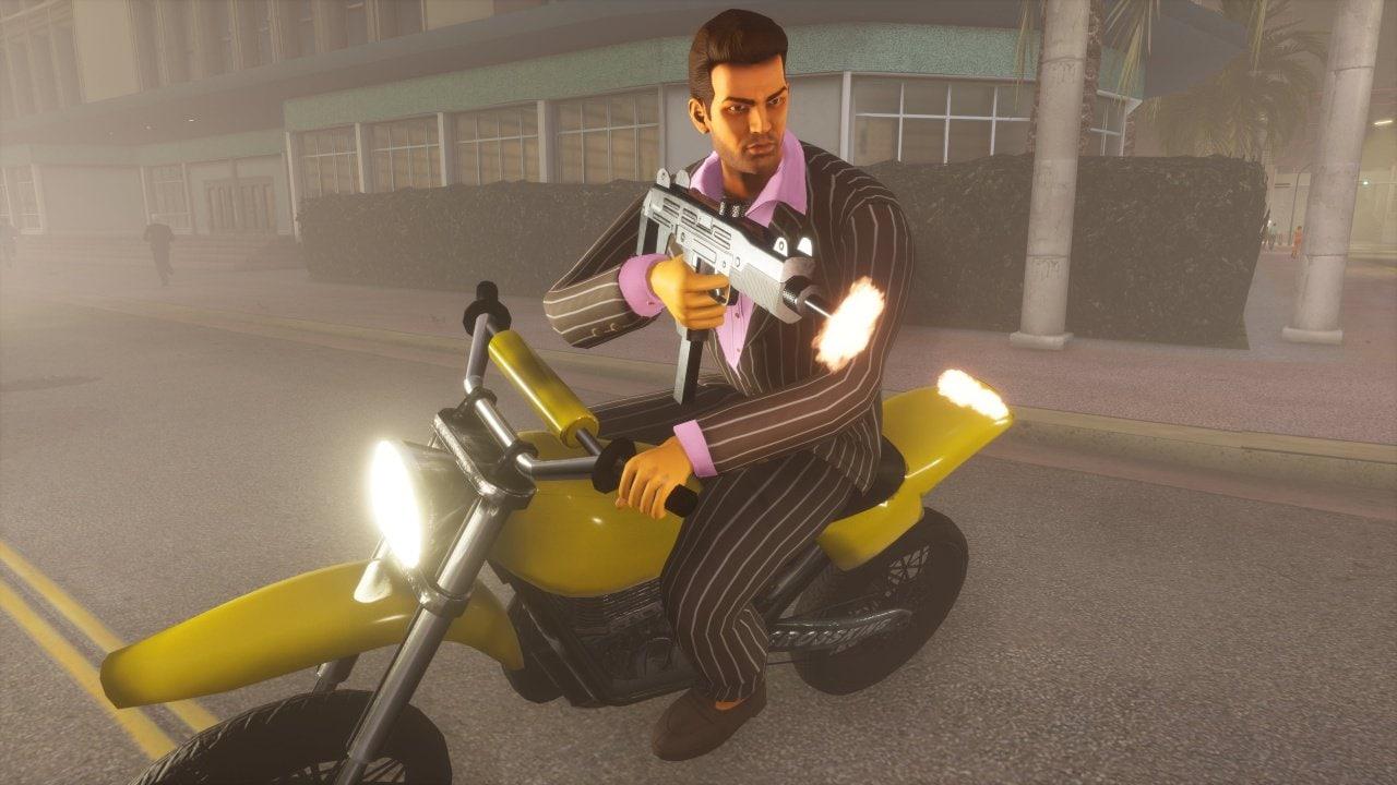 Grand Theft Auto: The Trilogy screenshot